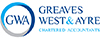 GREAVES WEST & AYRE logo