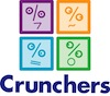 Crunchers Accountants logo