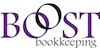 Boost Bookkeeping logo