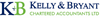 Kelly & Bryant Chartered Accountants logo
